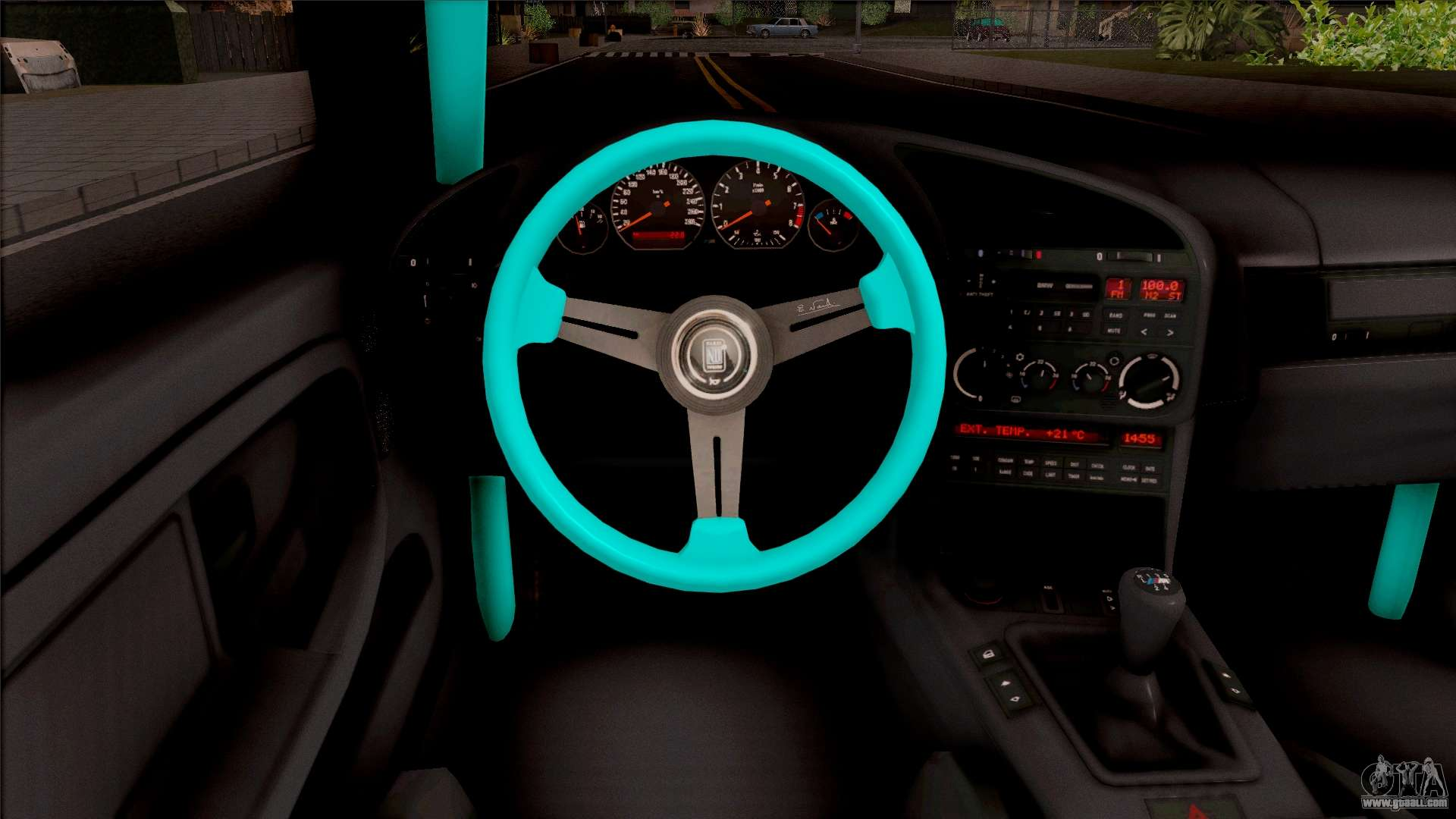 BMW M3 E36 Drift Rocket Bunny for GTA San Andreas
