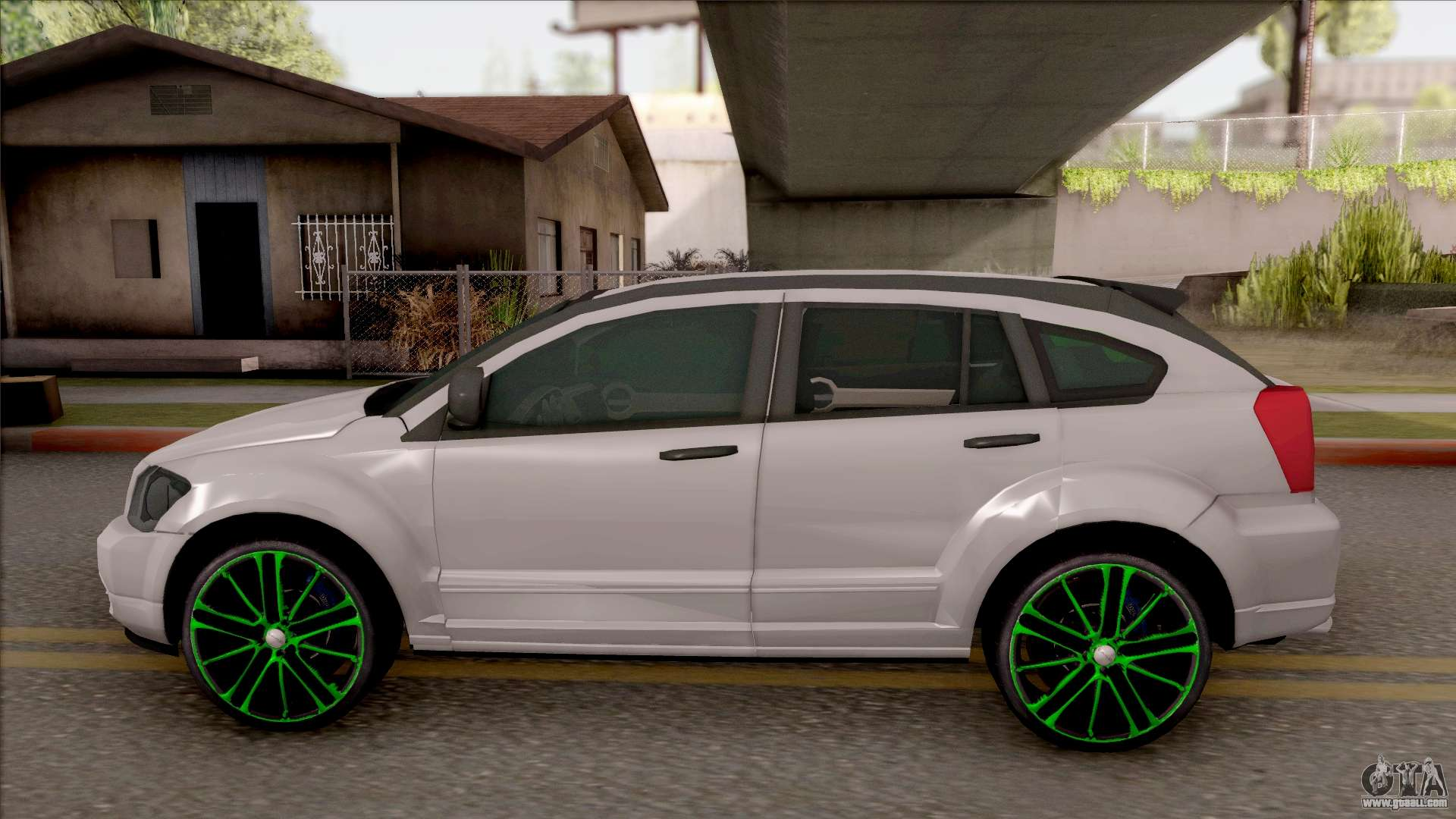 dodge caliber for gta san andreas. Black Bedroom Furniture Sets. Home Design Ideas