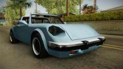 Comet Targa for GTA San Andreas