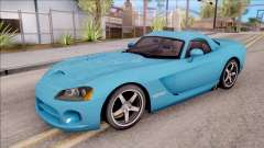 Dodge Viper SRT-10 for GTA San Andreas