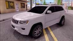 Jeep Grand Cherokee 2017 for GTA San Andreas