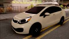 Kia Rio 2012 for GTA San Andreas