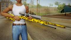 Leopard Sniper Rifle