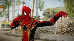 Spider-Man: Homecoming - Iron Spider for GTA San Andreas