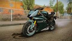 Yamaha R6 2017 for GTA San Andreas