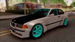 BMW M3 E36 Drift Rocket Bunny for GTA San Andreas