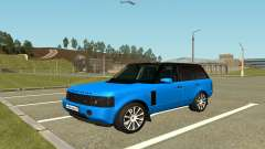 Land Rover Vogue for GTA San Andreas