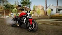 Ducati XDiavel S 2016 IVF for GTA San Andreas