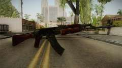 CS: GO AK-47 Jaguar Skin for GTA San Andreas