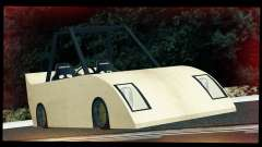 Nissan 180SX Plank for GTA San Andreas