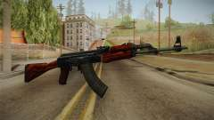 CS: GO AK-47 Orbit Mk01 Skin for GTA San Andreas