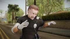 Mirror Edge Cop Patrol v1 for GTA San Andreas