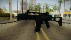 Mirror Edge HK G36C for GTA San Andreas