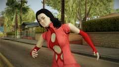 Mass Effect 3 Miranda DLC Citadel Dress Red
