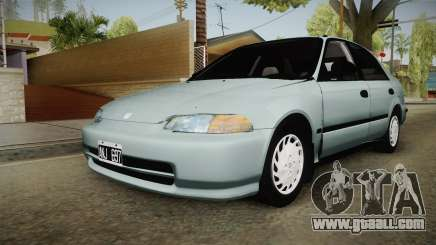 Honda Civic 1.5 LX 1995 for GTA San Andreas