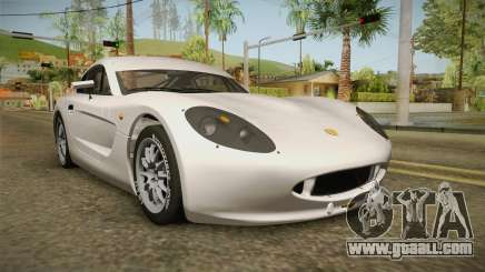 Ginetta G40 for GTA San Andreas