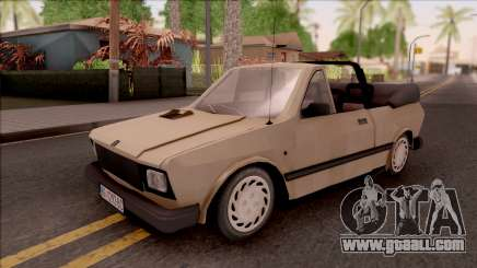 Yugo Koral 45 Kabrio for GTA San Andreas