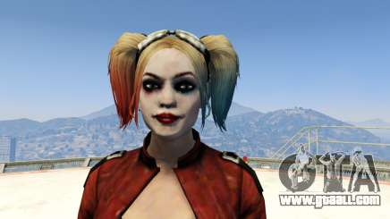 Harley Quinn from Injustice 2 for GTA 5