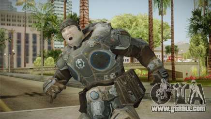 Marcus Fenix Skin v2 for GTA San Andreas