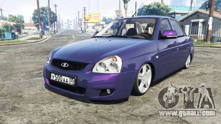 LADA Priora (2170) [replace] for GTA 5