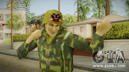 Army of the Republic of Vietnam for GTA San Andreas