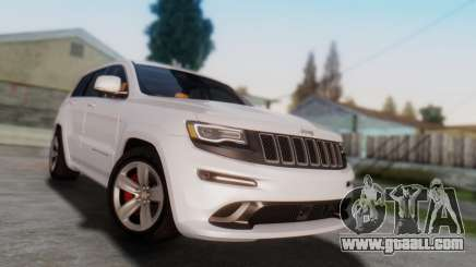Jeep Grand Cherokee SRT 8 for GTA San Andreas