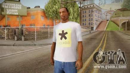 GTA 5 Special T-Shirt v1 for GTA San Andreas