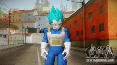 Vegeta Skin HD v4 for GTA San Andreas