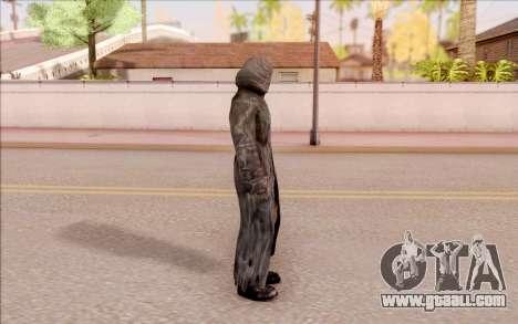 A young Hog of S. T. A. L. K. E. R. for GTA San Andreas forth screenshot