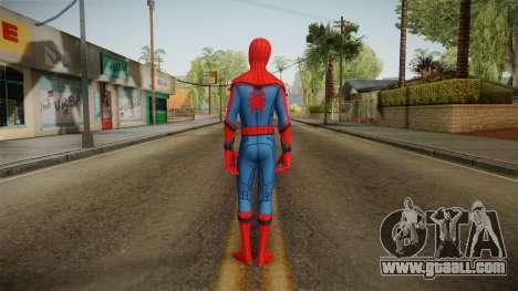 Spiderman Homecoming Skin v1 for GTA San Andreas third screenshot