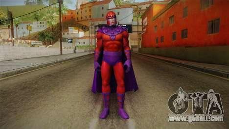 Marvel Future Fight - Magneto for GTA San Andreas second screenshot