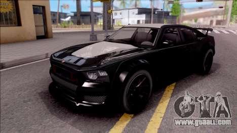 GTA V Bravado Buffalo Edition for GTA San Andreas