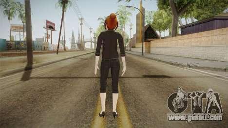 Yandere Simulator - Rino Fuka Skin for GTA San Andreas third screenshot