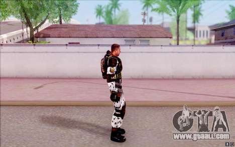 The tramp of S. T. A. L. K. E. R for GTA San Andreas third screenshot