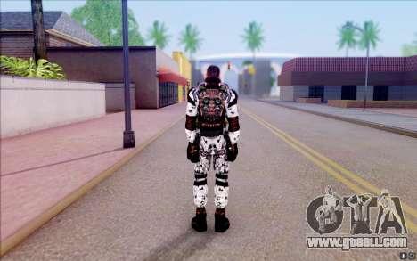 The tramp of S. T. A. L. K. E. R for GTA San Andreas forth screenshot
