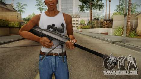 Barrett XM500 for GTA San Andreas