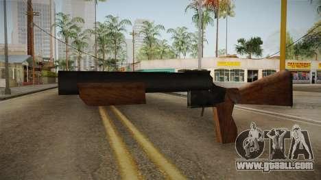Driver PL -  Rocket Launcher for GTA San Andreas
