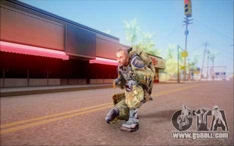 The CEP of S. T. A. L. K. E. R for GTA San Andreas