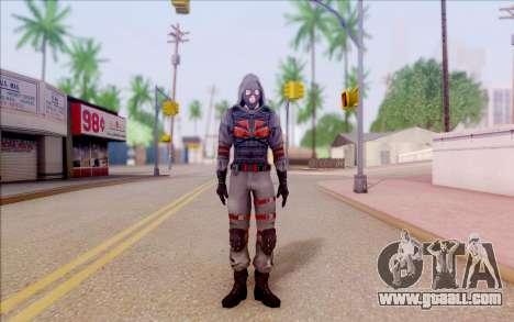 Member considers in Balaklava HD of S. T. A. L.  for GTA San Andreas second screenshot