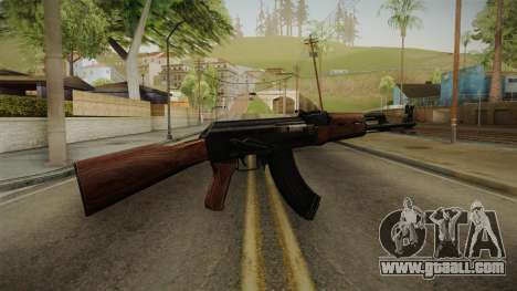 Call of Duty WWII AK-47 for GTA San Andreas second screenshot
