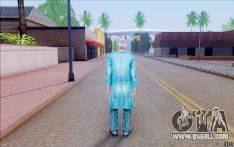 Lanky of S. T. A. L. K. E. R for GTA San Andreas forth screenshot