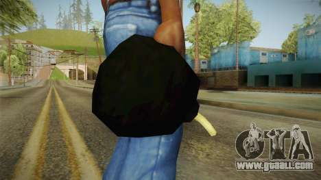 Cartoonish Bomb for GTA San Andreas