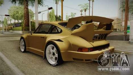 Porsche 911 Carrera RSR for GTA San Andreas right view