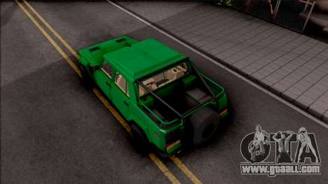 Lamborghini LM002 1986 for GTA San Andreas
