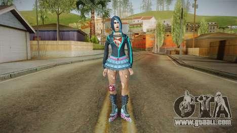 Saints Row The Third - Decker Specialist for GTA San Andreas second screenshot