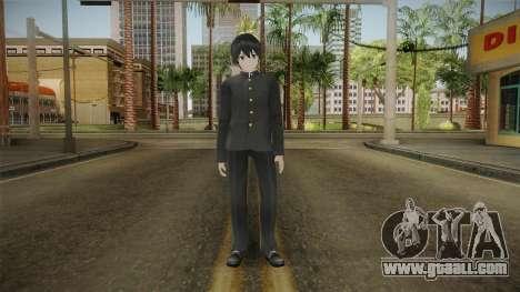Senpai Taro Yamada Skin for GTA San Andreas