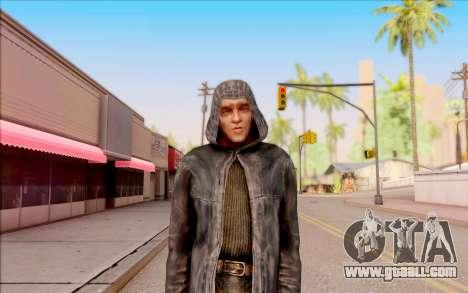 A young Hog of S. T. A. L. K. E. R. for GTA San Andreas third screenshot