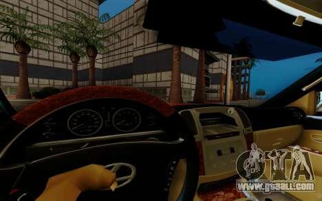 Lexus LX470 FBI for GTA San Andreas back view