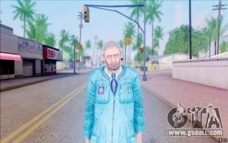 Lanky of S. T. A. L. K. E. R for GTA San Andreas second screenshot