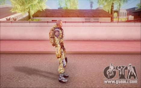 The CEP of S. T. A. L. K. E. R for GTA San Andreas forth screenshot